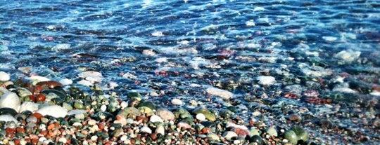 Kiotari Beach is one of Orte, die Cecilia gefallen.