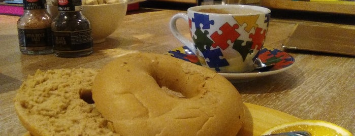 Bagels & Beans is one of Posti che sono piaciuti a euh73.