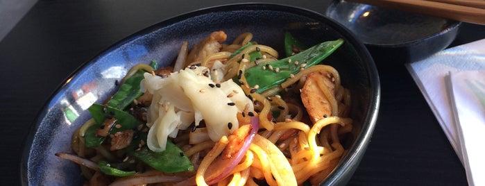 Oishii is one of Food.