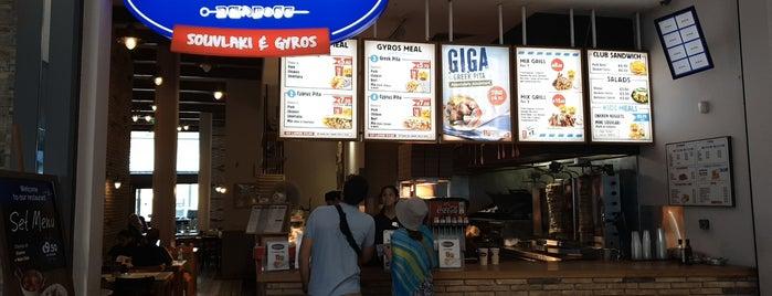 Derlicious Kebab Corner is one of Zypern.