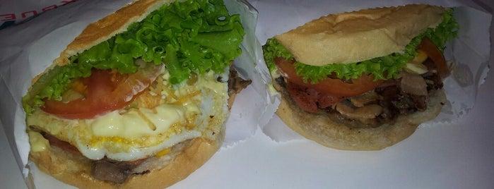 Papa Burger is one of Culinária em BENTO.