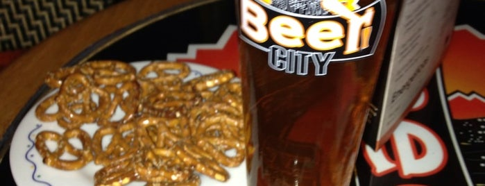 Beer City is one of Andrea'nın Beğendiği Mekanlar.