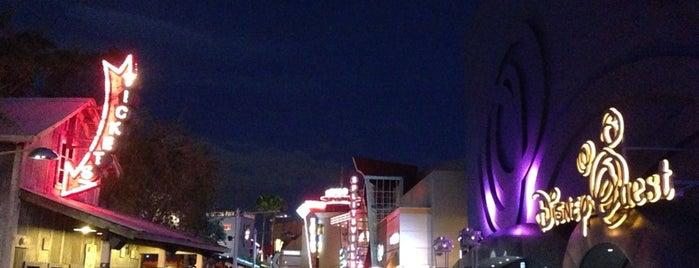 Disney Truck Shop is one of Disney Springs.