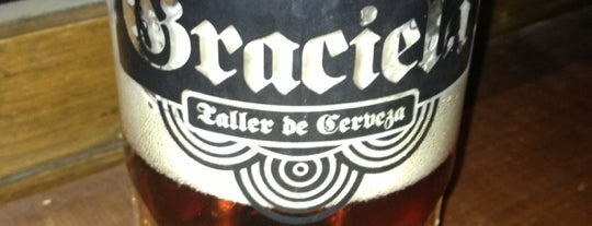 La Graciela is one of Mexico City's Best Beer - 2013.