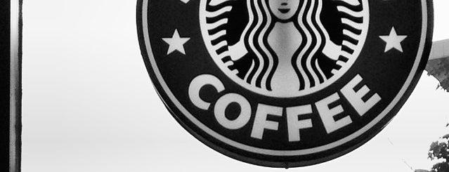 Starbucks is one of สถานที่ที่ Dan ถูกใจ.