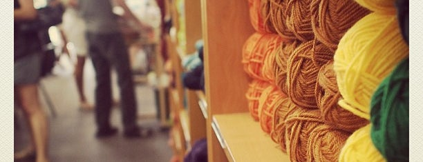Cloverhill Yarn Shop is one of one of these days: yarn.