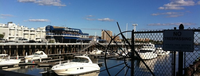 Tavern on the Water is one of Beantown.