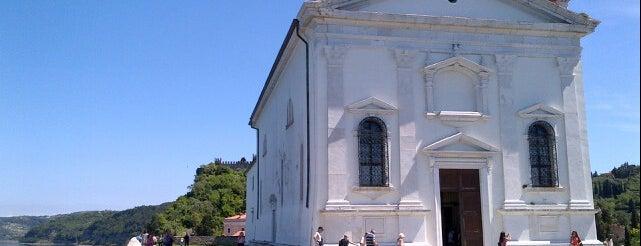 Cerkev Sv. Jurija is one of visit again.