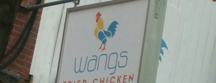 Wangs is one of South Brooklyn To-Do's.