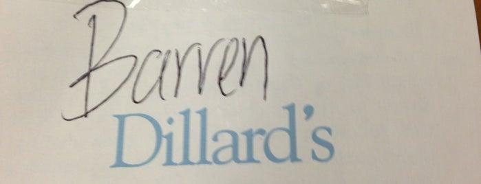 Dillard's is one of สถานที่ที่ Juan ถูกใจ.