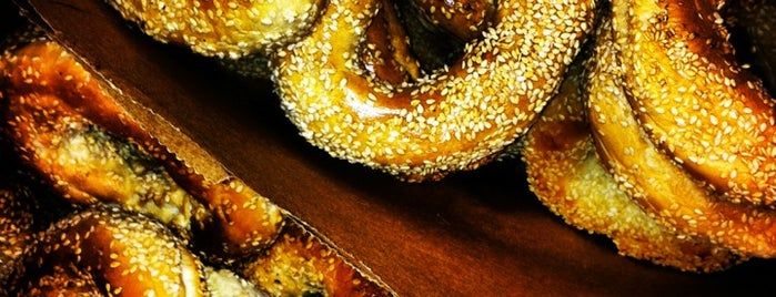 Fairmount Bagel is one of Montreal.