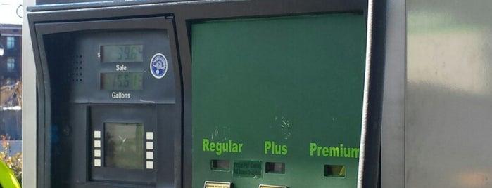 Fuel4 is one of Bill : понравившиеся места.