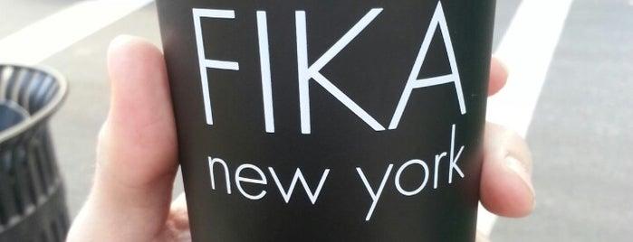 FIKA Espresso Bar is one of Coffee.