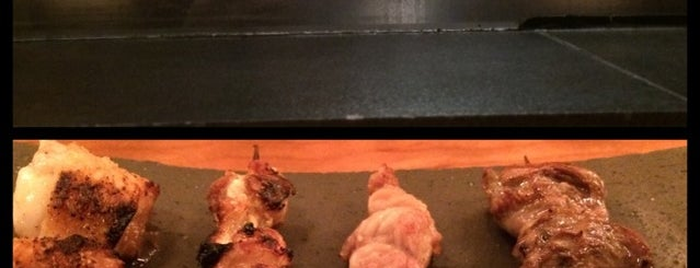 Yakitori Totto is one of NYC.