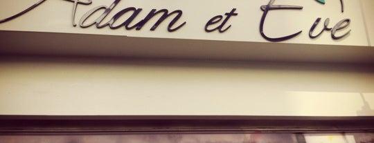 Le Bio d'Adam et Ève is one of Healthy & Veggie Food in Paris.