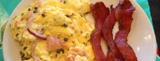 Rise-n-Dine is one of Atlanta breakfast discoveries.