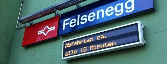 Felsenegg Bergstation is one of สถานที่ที่ Nieko ถูกใจ.
