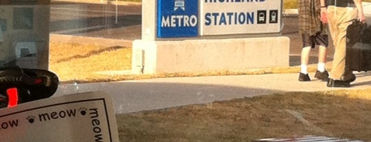 MetroRail - Highland Station is one of ROT Rally.