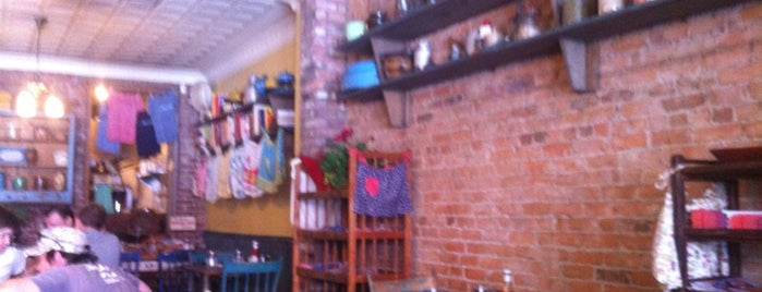 Miss Lucy's Kitchen is one of Woodstock trip.