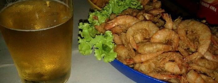 Marzão Frutos do Mar is one of Veja Comer & Beber ABC - 2012/2013 - Restaurantes.