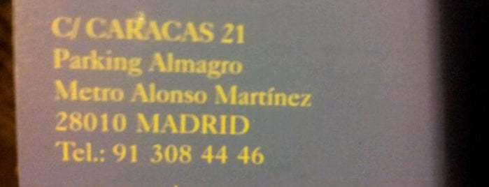 Mosaiq is one of Madrid.