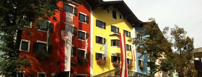 Hotel Zur Tenne is one of Austria.