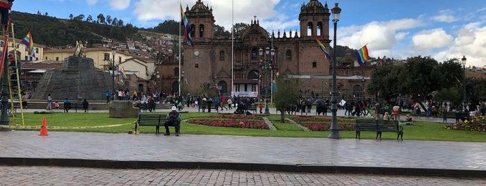 Plaza de Armas de Cusco is one of Julioさんのお気に入りスポット.