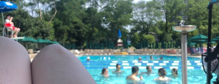 Skyview Pool is one of Places I've Been.