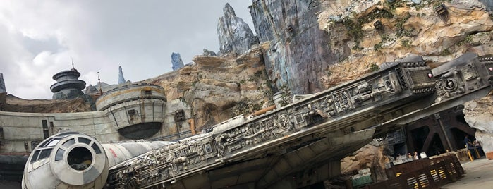 Star Wars: Galaxy's Edge is one of Top Orlando spots.