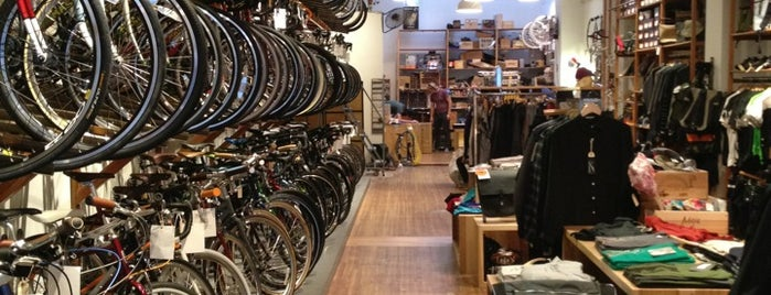 Huckleberry Bicycles is one of Cycling.