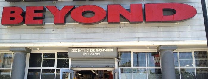 Bed Bath & Beyond is one of สถานที่ที่ Megan ถูกใจ.