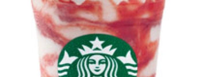 Starbucks is one of Josh 님이 좋아한 장소.