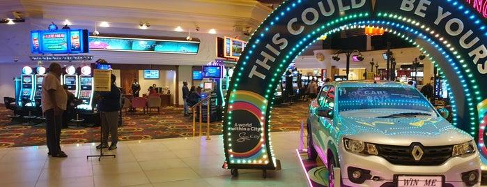 Sun City Casino is one of Marisa : понравившиеся места.