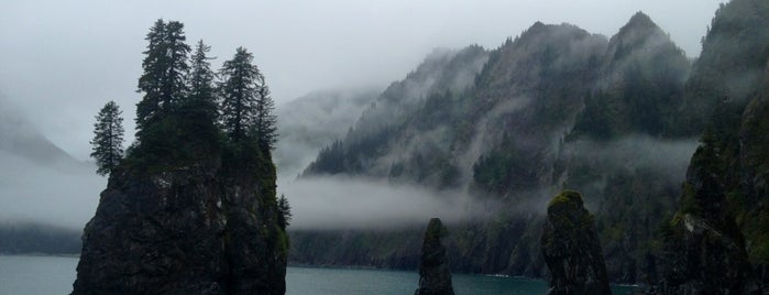 Kenai Fjords National Park is one of National Parks.