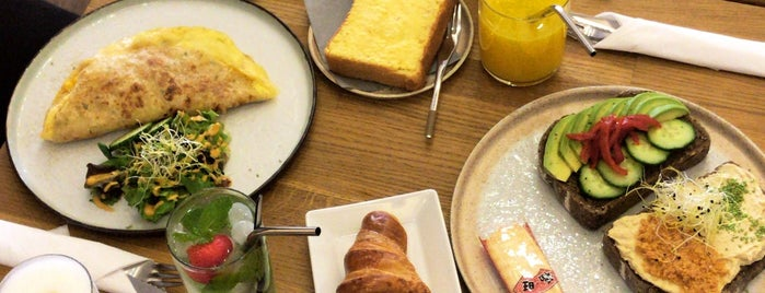 Slowth brunch is one of Amsterdam.