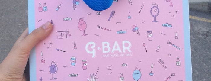 G.Bar is one of Yuliiaさんのお気に入りスポット.