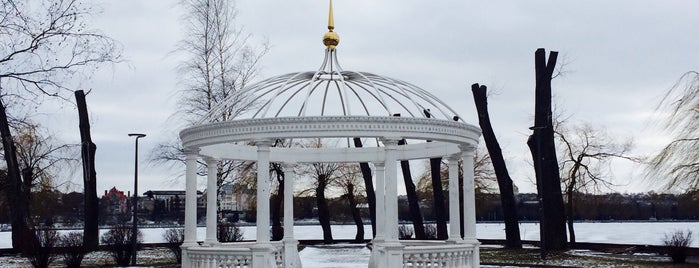 Парк ім. Тараса Шевченка / Taras Shevchenko's Park is one of Yuliiaさんのお気に入りスポット.