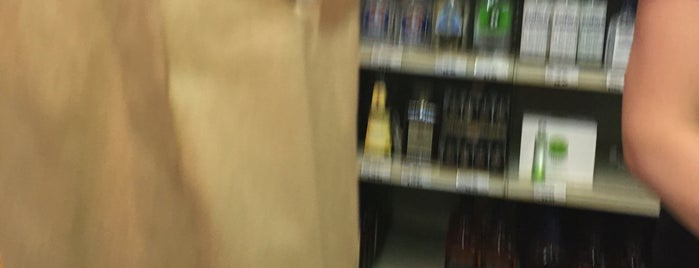 Woodstock Liquor Store is one of Orte, die EKECO ORGANIC TEQUILA gefallen.
