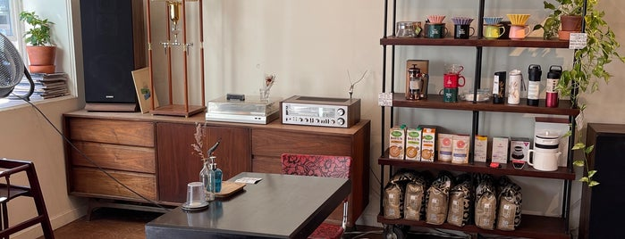 Rocanini Coffee Roasters is one of Vancouver.