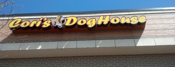 Cori's Doghouse is one of Hot Dogs 2.