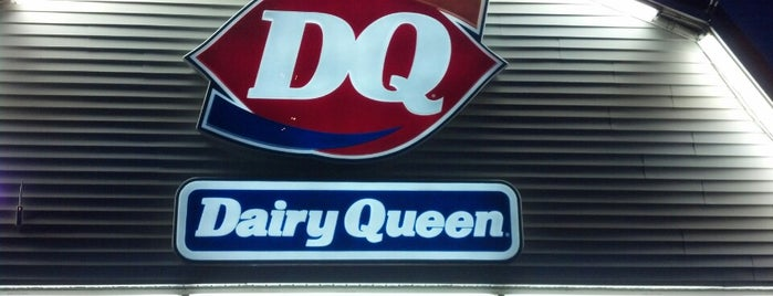 Dairy Queen is one of Dana 님이 좋아한 장소.