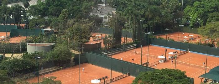 ECP Tenis is one of สถานที่ที่ Caio Weil ถูกใจ.