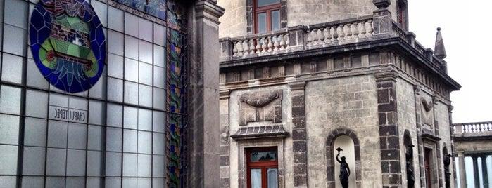 Museo Nacional de Historia (Castillo de Chapultepec) is one of México D.F..