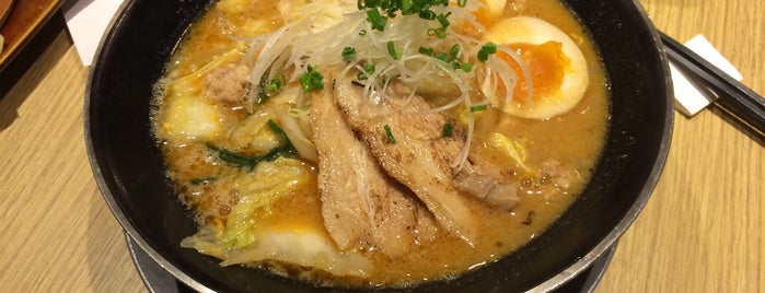 Sanpoutei Ramen 三宝亭 is one of Good food in Singapore.