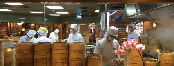 Din Tai Fung 鼎泰豐 is one of Good food in Singapore.