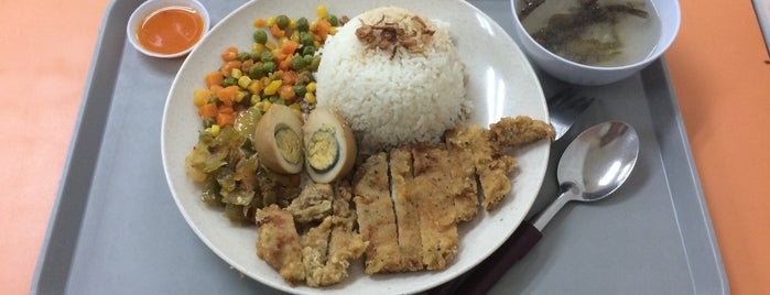 Supreme Pork Chop Rice 一品排骨饭 is one of Good food in Singapore.
