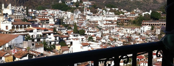 Del Angel Inn is one of Taxco.