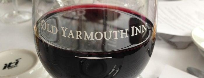 Old Yarmouth Inn is one of สถานที่ที่ Don ถูกใจ.