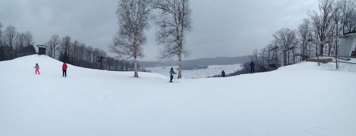 Sir Sams Ski Resort is one of Lugares favoritos de Steve.