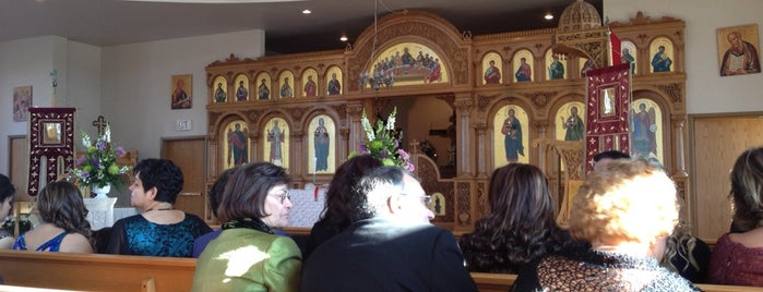 St Nektarios Greek Orthodox Church is one of Steveさんのお気に入りスポット.